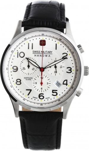 Hanowa Swiss Military Patriot 06-4187.04.001