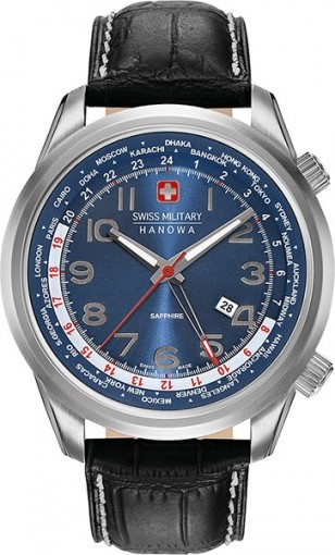 Hanowa Swiss Military Worldtimer 06-4293.04.003