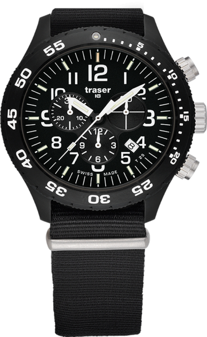 Фото - Traser P67 Officer Chronograph Pro TR.102355 от Traser
