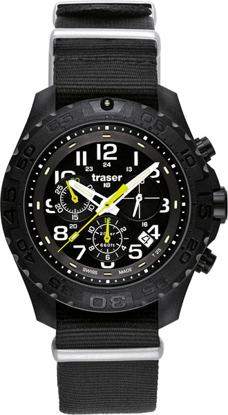 Фото - Traser P96 Outdoor Pioneer Chronograph TR.102908 от Traser