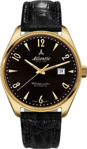 Atlantic Worldmaster Art Deco 11750.45.65G