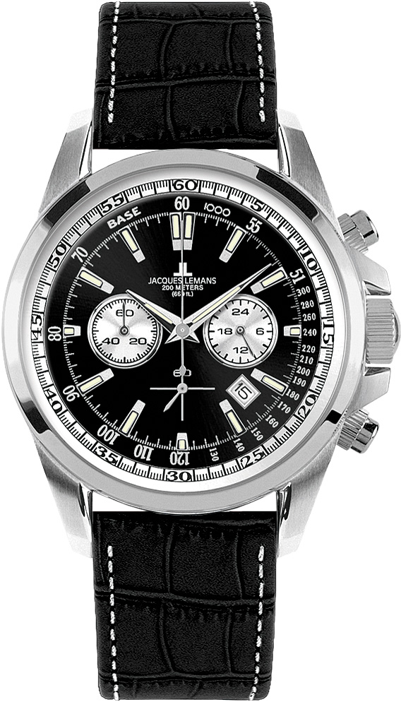 Jacques Lemans Liverpool 1-1117AN jacques lemans liverpool 1 1847b