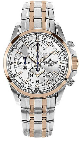 Jacques Lemans Liverpool 1-1471C jacques lemans часы jacques lemans 1 1471c коллекция liverpool