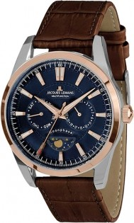 Jacques Lemans Liverpool Moonphase 1-1901D