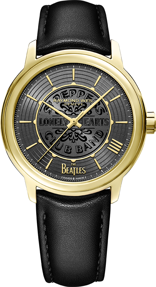 Швейцарские часы Raymond Weil Maestro The Beatles Sgt Pepper's Limited Edition 2237-PC-BEAT3 Наручные часы Raymond Weil Maestro The Beatles Sgt Pepper's Limited Edition 2237-PC-BEAT3 фото