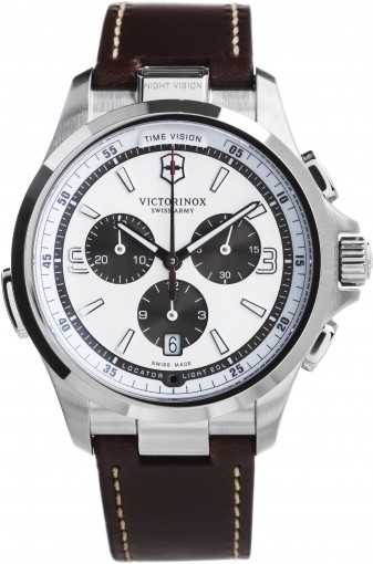 Victorinox Night Vision Chronograph