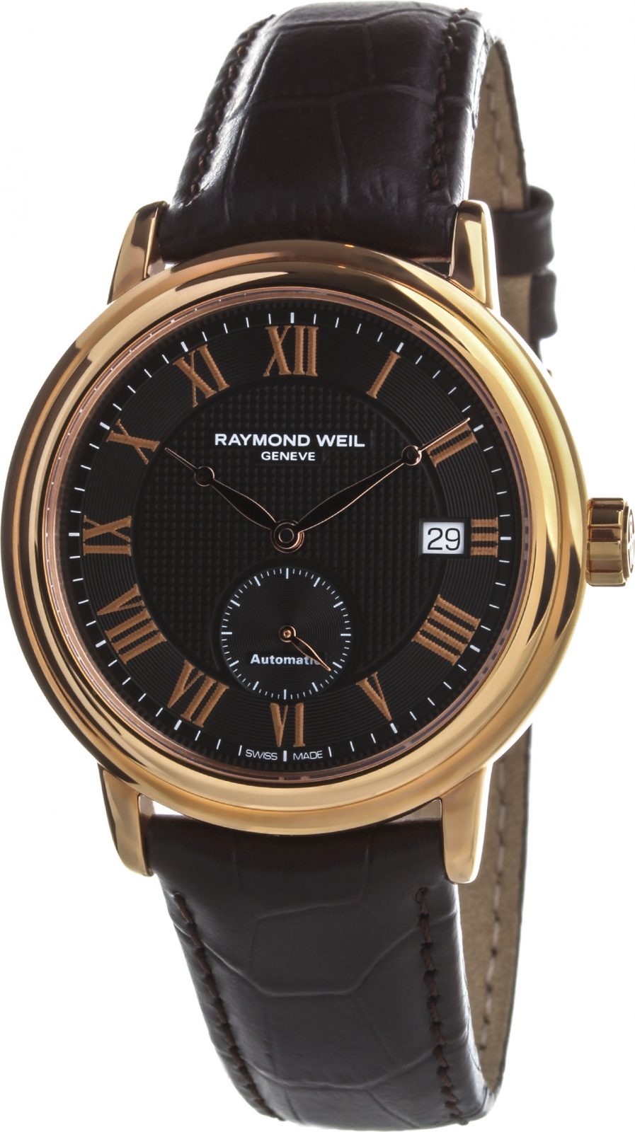 Raymond Weil Maestro 2838-PC5-00209 forsining fsg6625m3r2 new automatic fashion dress men watch tourbillon rose gold wristwatch for men best gift free shipping