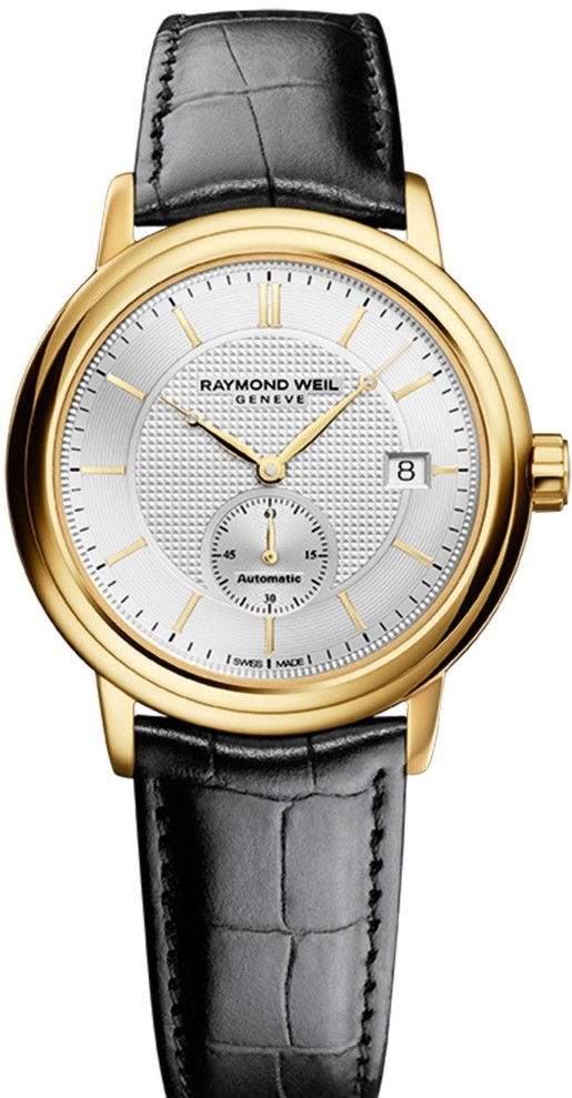 Raymond Weil Maestro 2838-PC-65001 bb крем vprove the basic original bb spf30 pa 02 цвет 02 rich variant hex name ecbdad