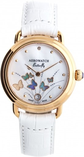 Aerowatch 1942 Butterfly 44960 RO05