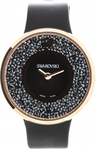 Swarovski Crystalline Black Rose Gold Tone 5045371