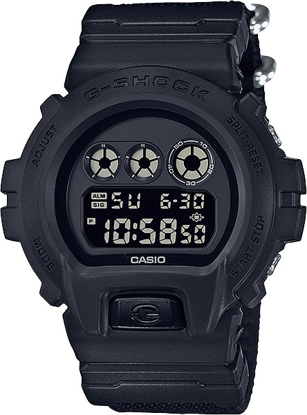 Casio G-Shock DW-6900BBN-1E часы g shock dw 5600hr 1e casio
