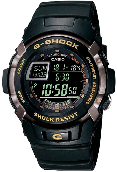 Casio G-shock G-Classic G-7710-1E часы casio g shock gw m5610bb 1e black