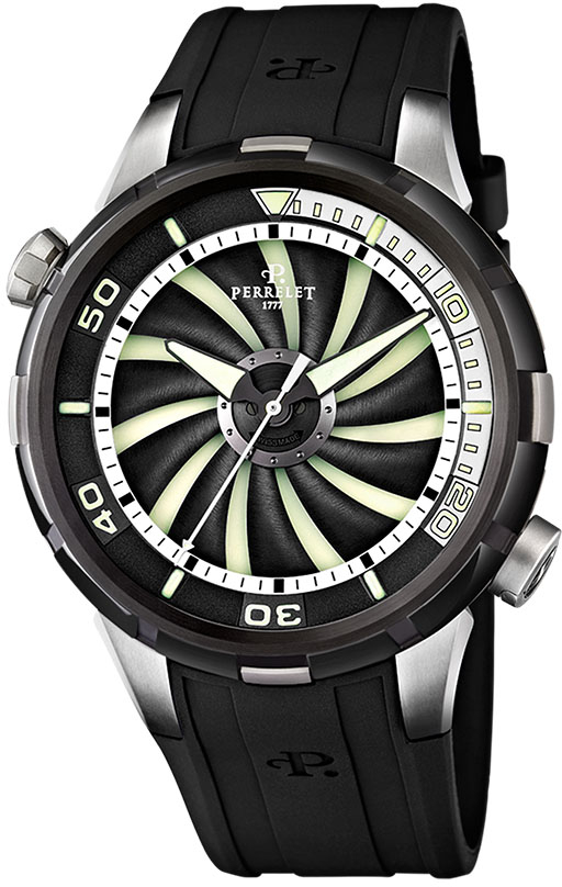 Perrelet Turbine Diver A1067/1 perrelet turbine diver a1066 3 page 5