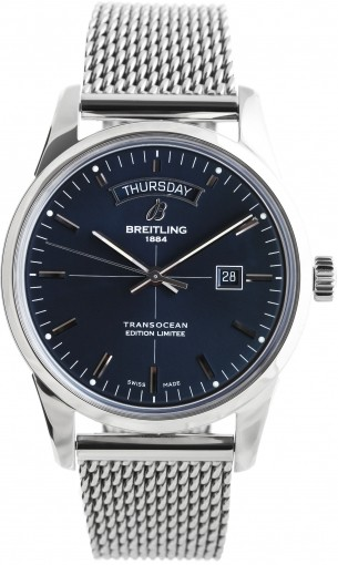 Breitling Transocean Day & Date A453109T/C921/154A