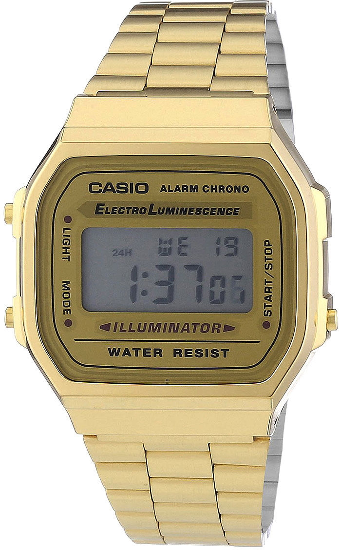 Casio A-168WG-9 4x universal white amber flash 4 led emergency beacon dash warning strobe light bar