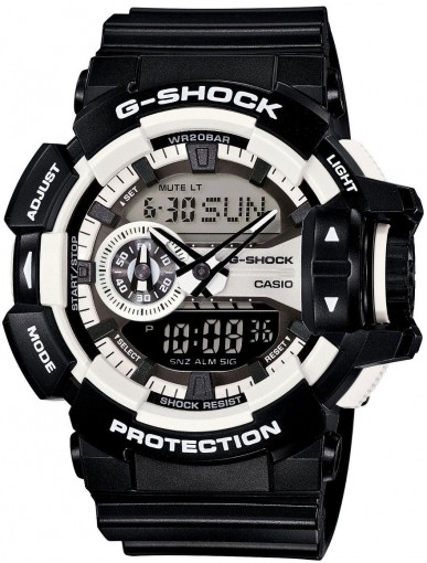 Casio G-shock G-Specials GA-400-1A