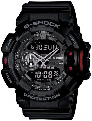 Casio G-shock G-Specials GA-400-1B