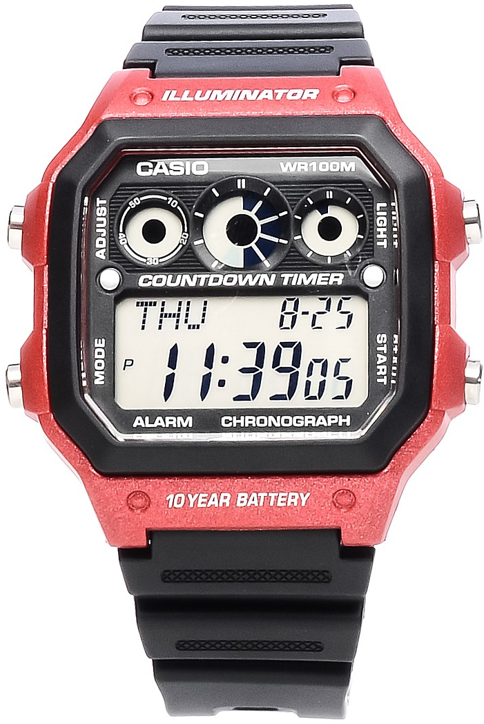 Casio AE-1300WH-4A up6281b8 sop8