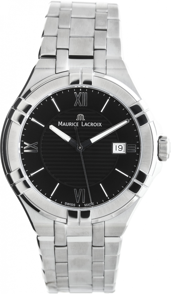 Watch 12. Maurice Lacroix Aikon video