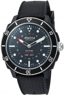 Alpina Seastrong Horological Smartwatch AL-282LBB4V6