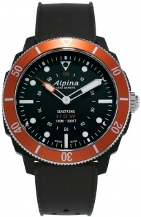 Alpina Seastrong Horological Smartwatch AL-282LBO4V6