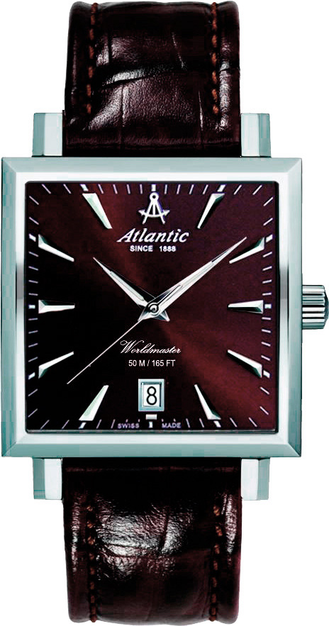 Atlantic Worldmaster Square 54350.41.81 atlantic worldmaster 54350 41 41r
