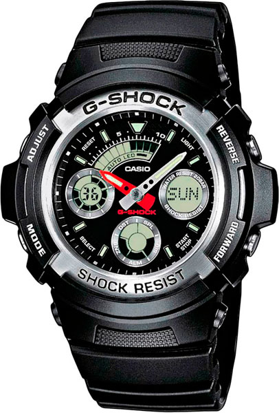 G-shock G-Classic AW-590-1A casio g shock g classic aw 590 1a