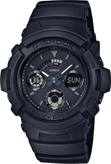 Casio G-shock G-Specials AW-591BB-1A casio aw 48he 1a