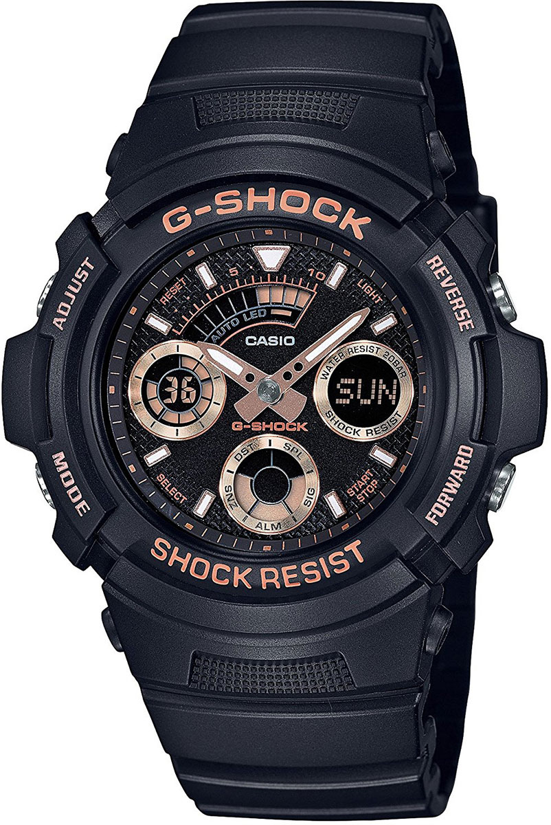 Casio G-shock AW-591GBX-1A4 casio ga 100mc 1a4