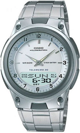Casio AW-80D-7A часы наручные casio часы sheen she 3034spg 7a