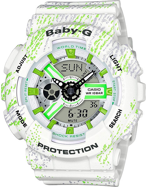 Casio Baby-G BA-110TX-7A brother brother tn3170