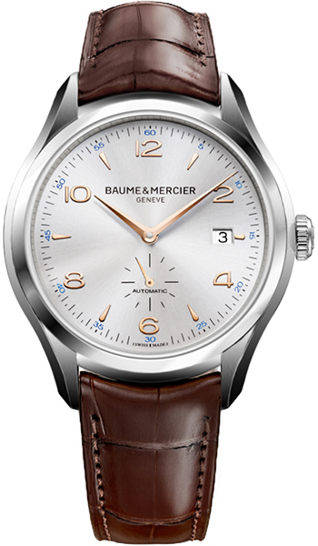Baume&Mercier Clifton MOA10054 trony clifton auditing oracle