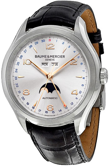 Baume&Mercier Clifton MOA10055 trony clifton auditing oracle