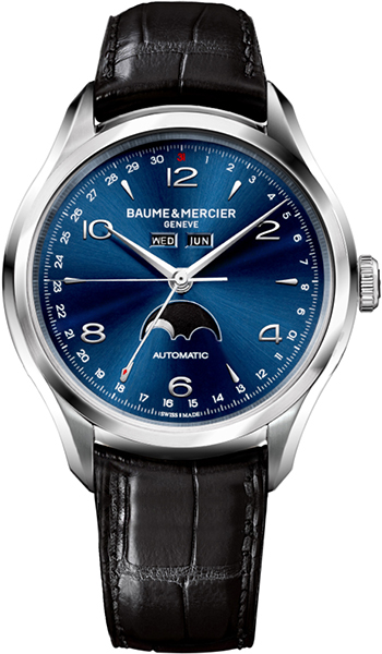 Baume&Mercier Clifton MOA10057 trony clifton auditing oracle