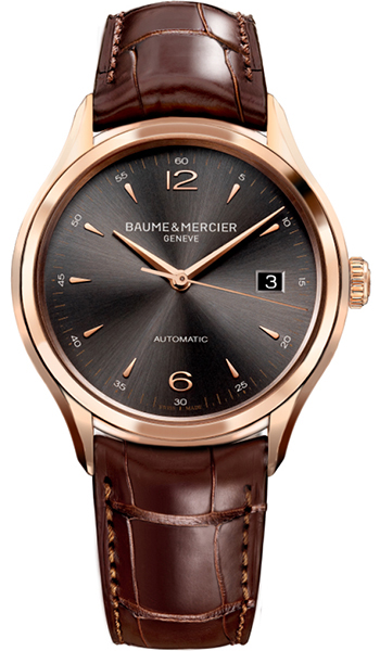 Baume&Mercier Clifton MOA10059 trony clifton auditing oracle