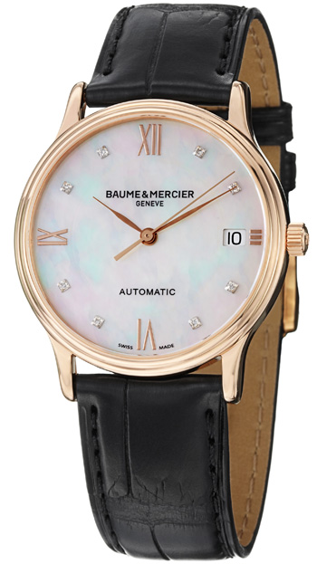 Купить Baume&Mercier Classima Executives MOA10077, Женские