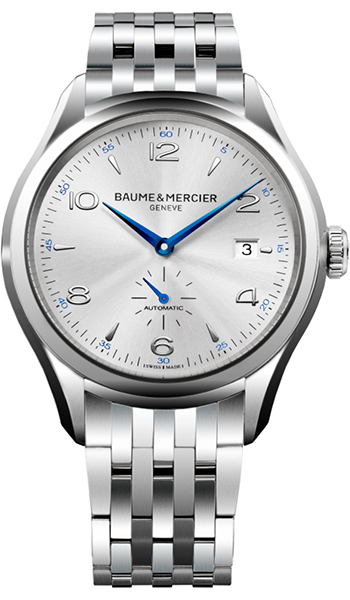 Купить Baume&Mercier Clifton Small Seconds MOA10099, Мужские