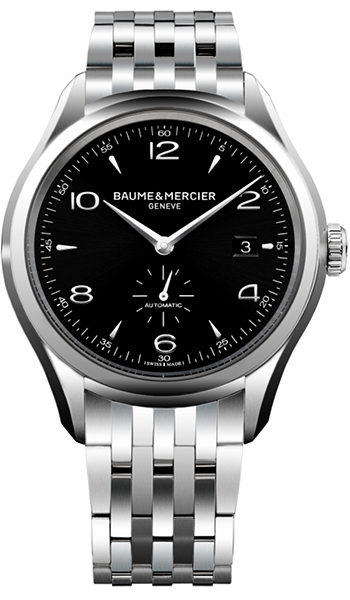 Baume&Mercier Clifton MOA10100 trony clifton auditing oracle