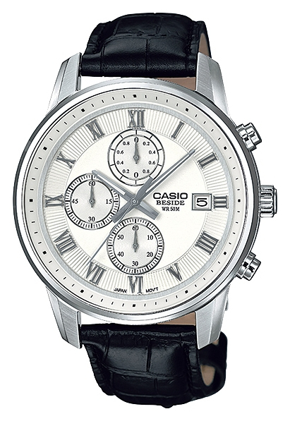 Casio Beside BEM-511L-7A часы casio collection bem 511l 7a black grey