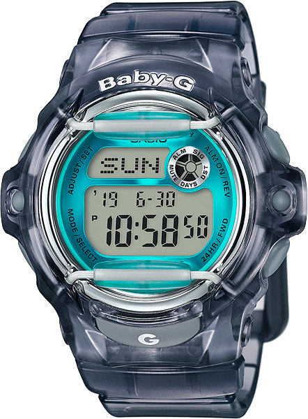Casio Baby-G BG-169R-8B аксессуары для sega tom clancy s rainbow six