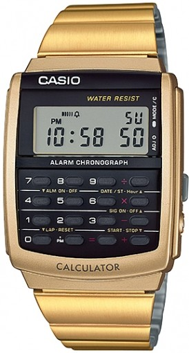 Casio Data Bank CA-506G-9A