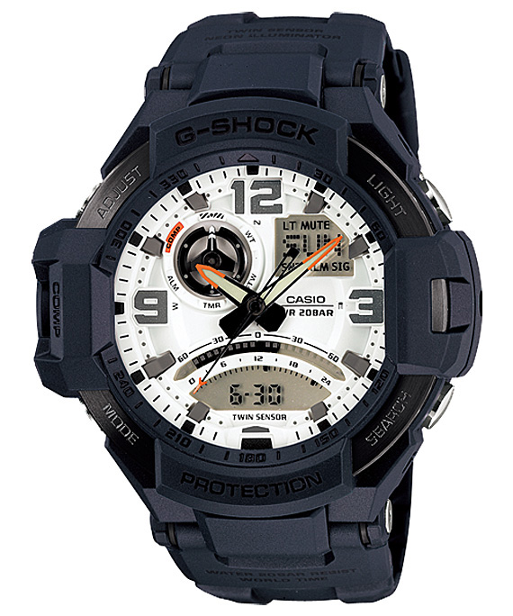 Casio G-shock GA-1000-2A casio ga 1000 2b