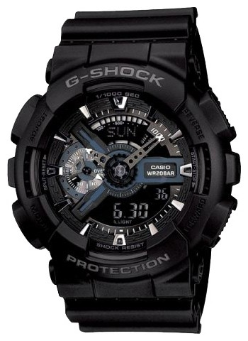 Casio G-shock G-Specials GA-110-1B