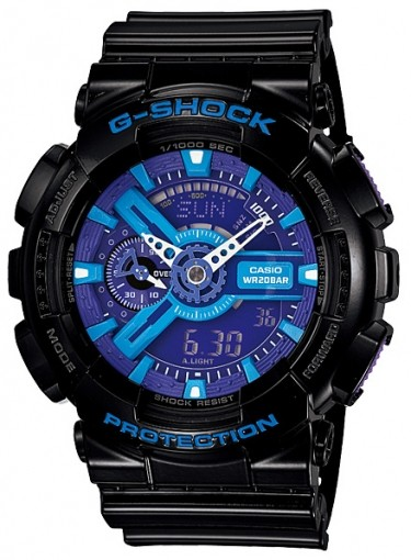 Casio G-shock GA-110HC-1A