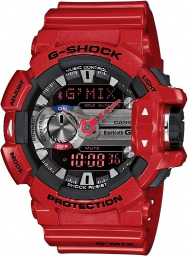 Casio G-shock G-Bluetooth GBA-400-4A