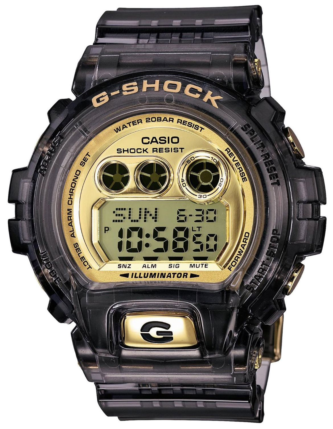 Casio G-shock GD-X6900FB-8E часы casio gd 120cm 5e