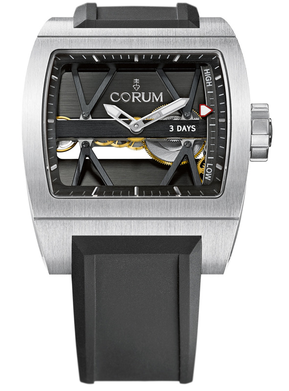 Corum Ti-Bridge 107.101.04 / F371 0000 слингобусы ti amo мама слингобусы алба
