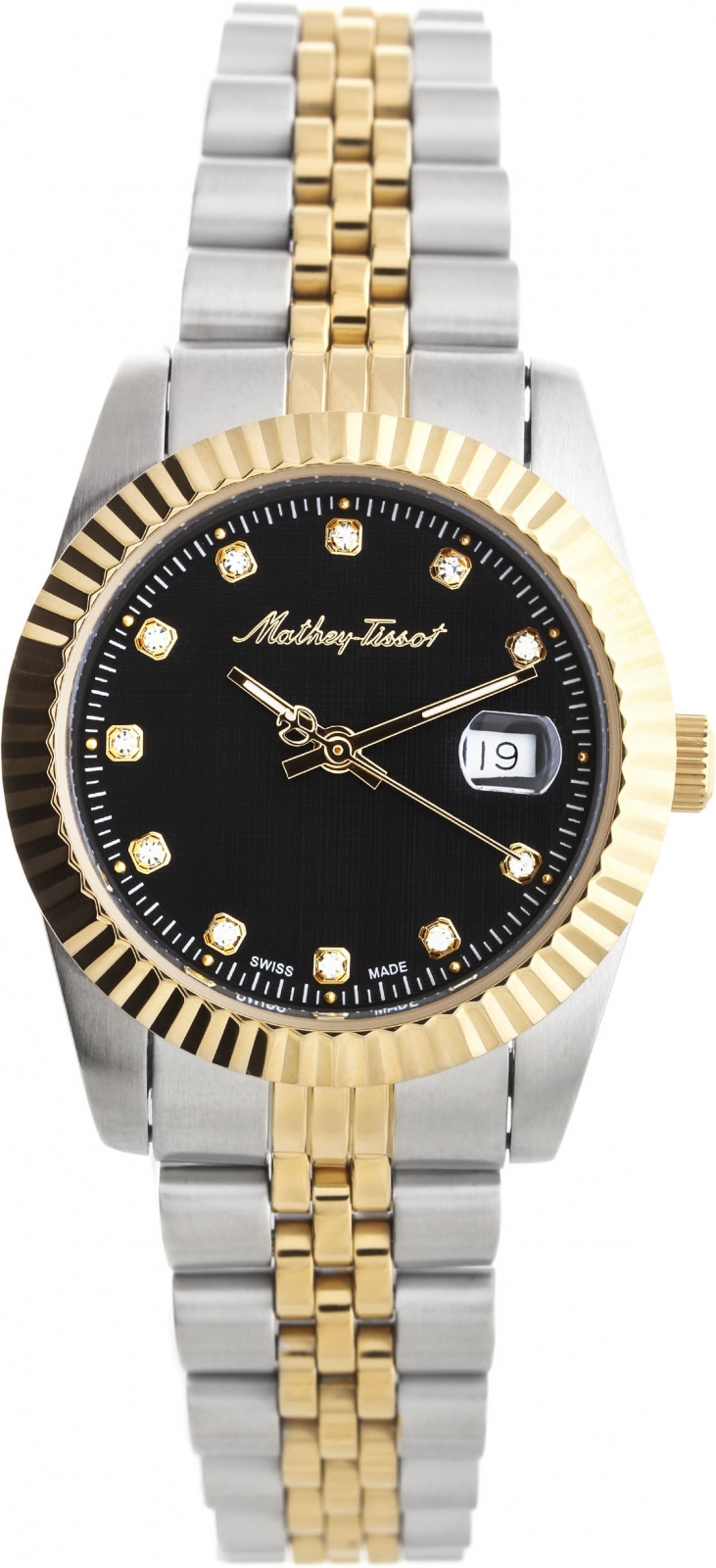 Mathey-Tissot Rolly D810BN mathey tissot allure d539pi page 8