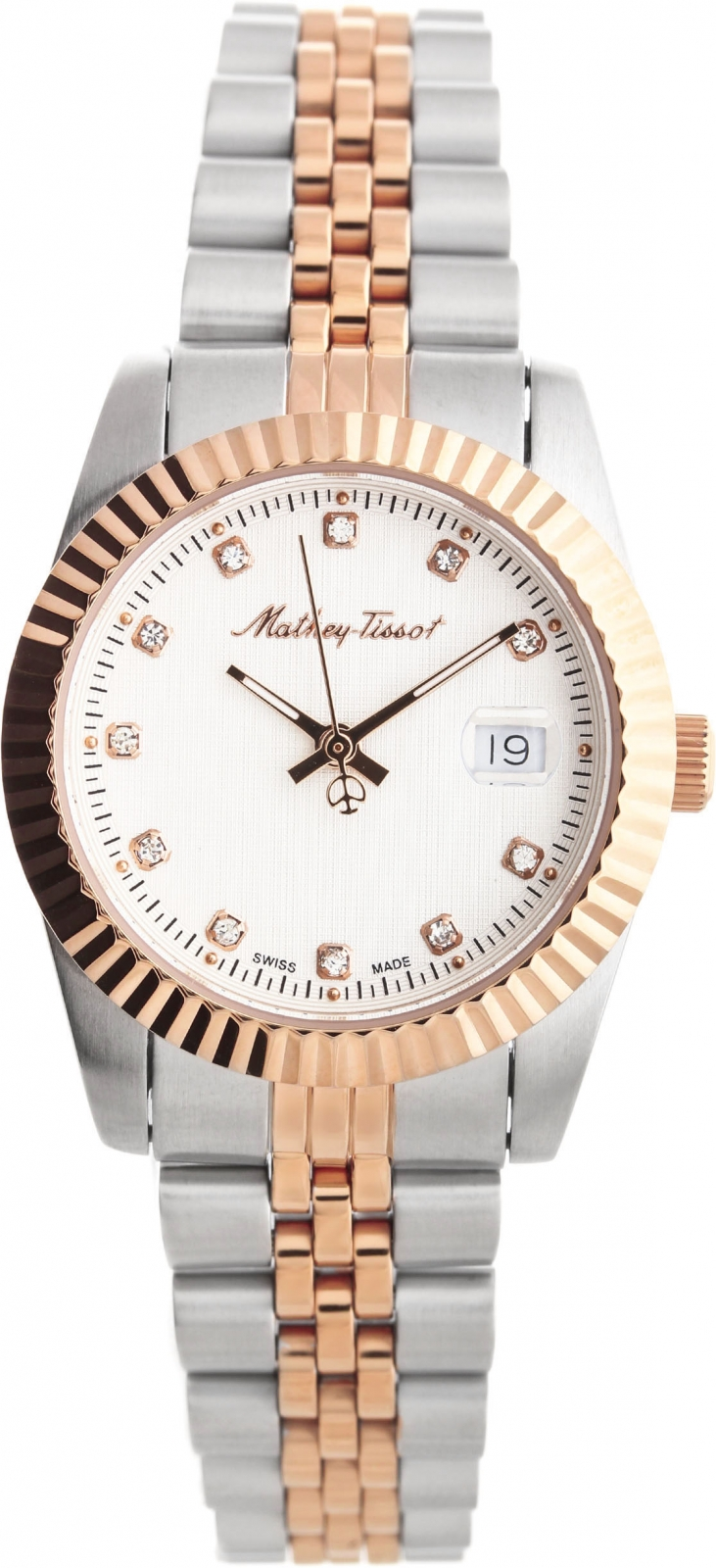 Mathey-Tissot Rolly D810RA mathey tissot rolly h810an