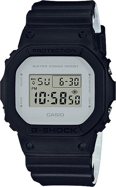 Casio G-shock DW-5600LCU-1E casio часы casio dw 5600m 3e коллекция g shock